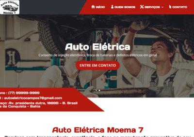 Auto Elétrica Moema Sete